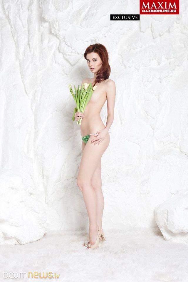 Фото голой марии климовой