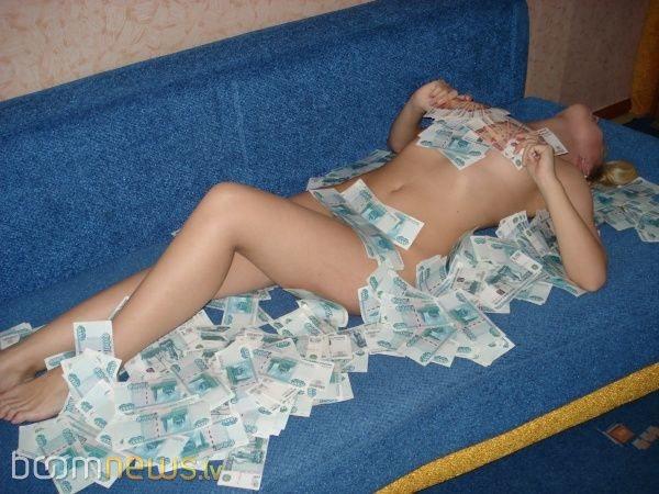 фото голых богатых женщин