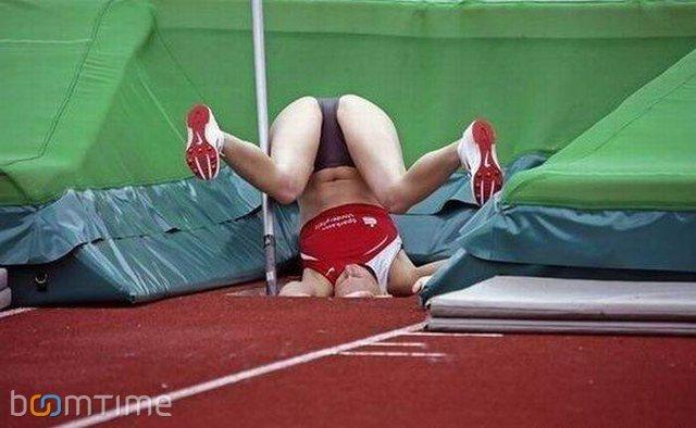 спортсменки фото казусы