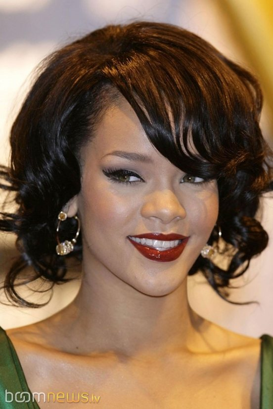 Rihannas New Haircut!